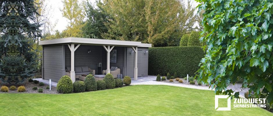 Een tuinhuisje is een aanwinst voor elke tuin!